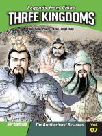 Three Kingdoms Volume 07