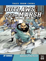 Outlaws of the Marsh Volume 5