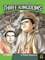 Three Kingdoms Volume 03
