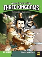 Three Kingdoms Volume 01