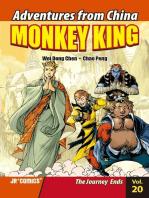 Monkey King Volume 20