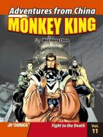 Monkey King Volume 11