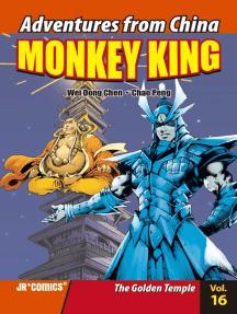 Monkey King Volume 16: The Golden Temple