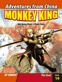 Monkey King Volume 14: The Dual