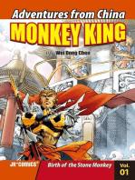 Monkey King Volume 01