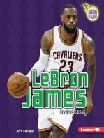 LeBron James, 4th Edition