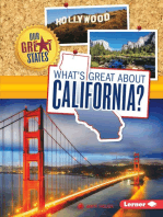 What's Great about California?