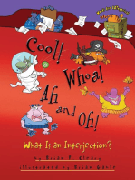 Cool! Whoa! Ah and Oh!