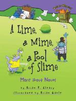 A Lime, a Mime, a Pool of Slime