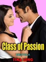Class of Passion (Erotica)
