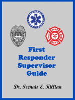 First Responder Supervisor Guide