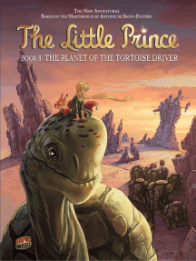 The Planet of the Tortoise Driver: Book 8