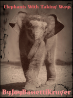 Elephants With Taking Ways