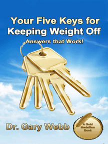 Your 5 Keys to Keeping Weight Off