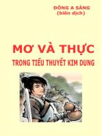 Mơ và thực trong tiểu thuyết Kim Dung