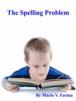 The Spelling Problem