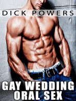 Gay Wedding Oral Sex