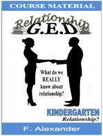 RelationshipGED / Kindergarten