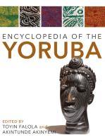 Encyclopedia of the Yoruba