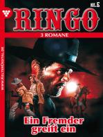 Ringo 3 Romane Nr. 6 – Western