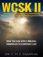 What Christians Should Know (WCSK) Volume II