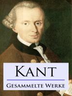 Kant - Gesammelte Werke