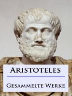 Aristoteles - Gesammelte Werke