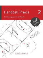 Handball Praxis 2 - Grundbewegungen in der Abwehr