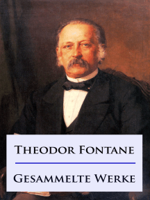 Theodor Fontane - Gesammelte Werke