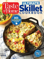 Tasteof Home Ultimate Skillet Cookbook: From cast-iron classics to speedy stovetop suppers turn here for 325 sensational skillet recipes