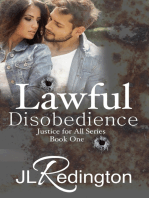 "Lawful Disobedience"":""Justice for All Series Book One"