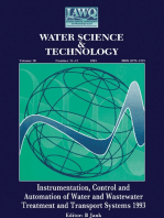 Instrumentation, Control and Automation of Water and Wastewater Treatment and Transport Systems 1993
