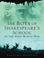 Boys of Shakespeare's School