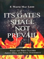 Its Gates Shall Not Prevail