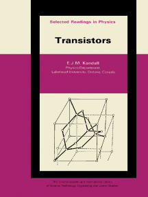 Transistors: The Commonwealth and International Library: Selected Readings in Physics