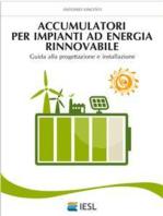 Accumulatori per impianti ad energia rinnovabile