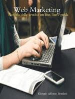 Web Marketing, filosofia della cendita on line, linee guida
