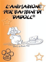 L'animazione per bambini di Dadoll