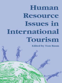 Human Resource Issues in International Tourism