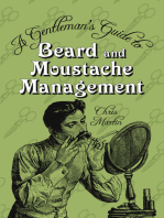 Gentleman's Guide to Beard and Moustache Management