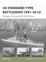 US Standard-type Battleships 1941–45 (2)