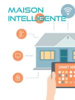 Maison Intelligente: Conception et réalisation d'une maison intelligente