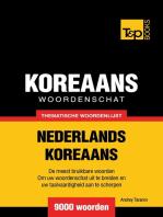Thematische woordenschat Nederlands-Koreaans