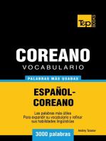 Vocabulario Español-Coreano