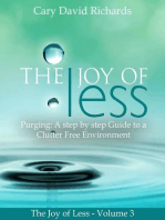 The Joy of Less - Purging: Joy of less, #3