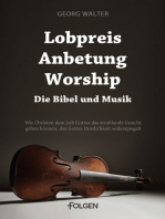 Lobpreis, Anbetung, Worship - Die Bibel und Musik
