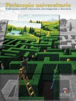 Periscopio universitario: Reflexiones sobre educación, investigación y docencia