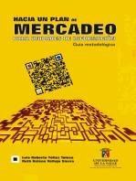 Hacia un plan de mercadeo para unidades de información: Guía metodológica