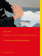 Shaolin Qin Na Sawah Kuen