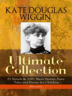 KATE DOUGLAS WIGGIN – Ultimate Collection
